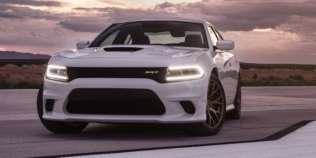Dodge Charger SRT Heldat 2016 ... the most muscular sedan in the world