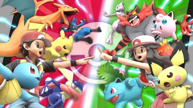 Super Smash Bros. Ultimate (Switch) receberá torneio temático de Pokémon e versão 11.0 em breve