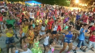 Confira fotos do Bloco Carnavalesco PROJETA, formado por crianças delmirenses