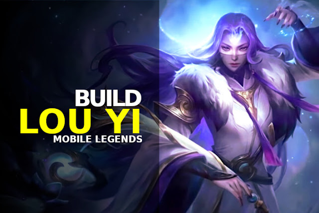 build lou yi mobile legends terbaik