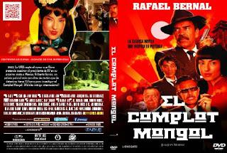 EL COMPLOT MONGOL - 2018