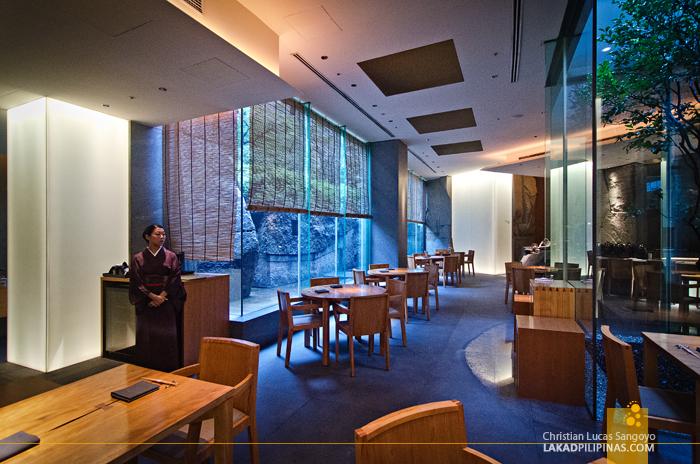Shunbou Restaurant Grand Hyatt Tokyo