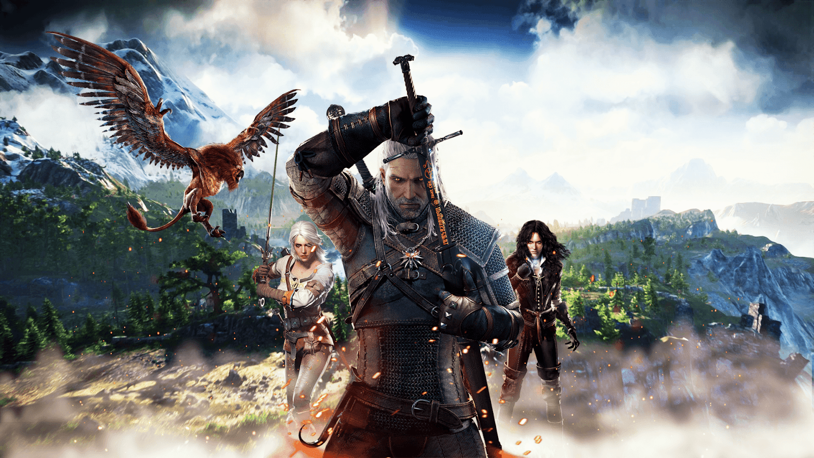 Witcher-wallpaper-download