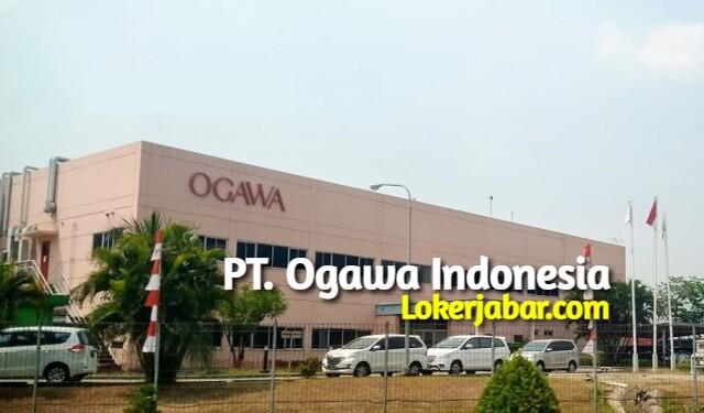 Lowongan Kerja PT. Ogawa Indonesia Karawang