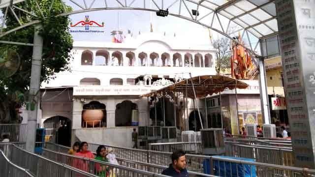 shri shyam mandir committeee khatushyamji