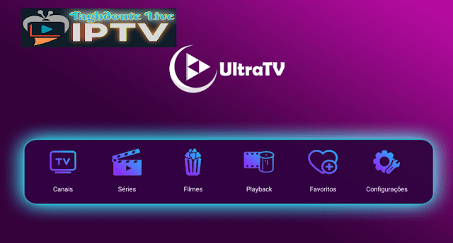 Download ultra TV IPTV + Premium Activation