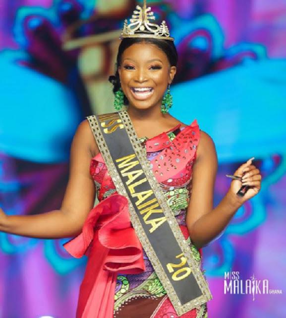 Jasmine Djang crowned winner of 2020 Miss Malaika - Entertainment