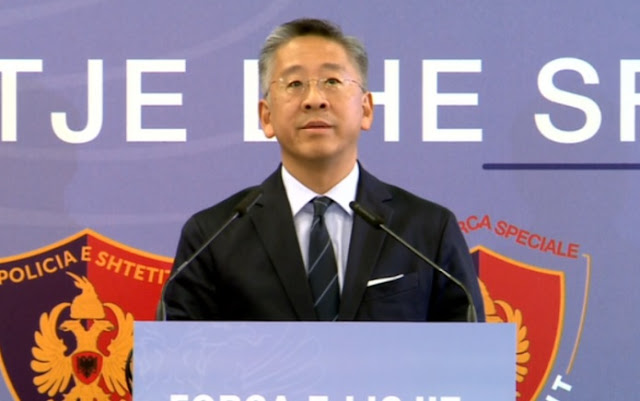 US Ambassador in Tirana, Donald Lu: News in Albania cause headaches to me