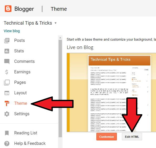 Hide Showing Posts With Label In New Blogger Templates 2020