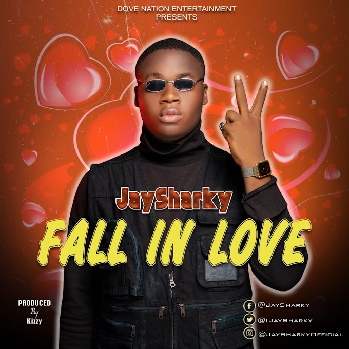 MUSIC: JaySharky - Fall in love / @ijaysharky
