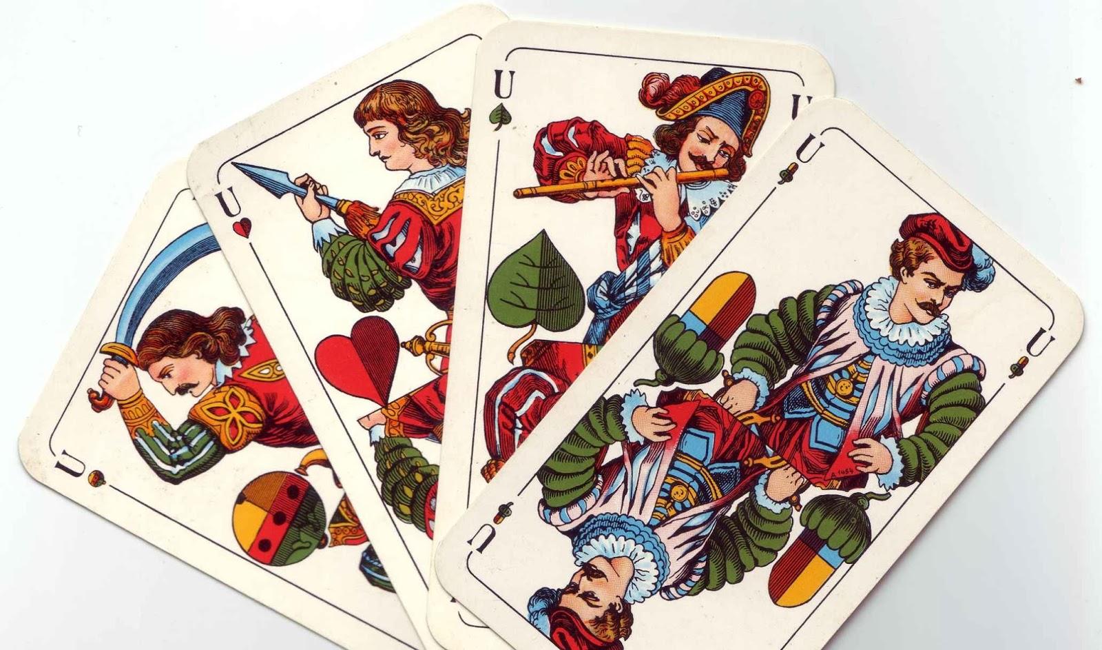 Skat German Card Game