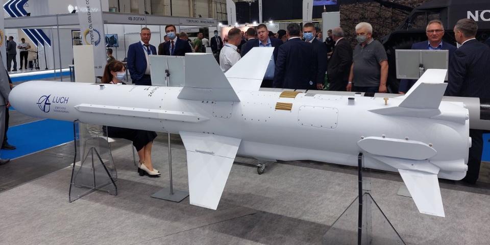 Укроборонпром посилює бойову частину протикорабельних ракет Нептун