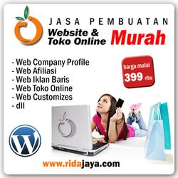 Ridajaya WebDesign