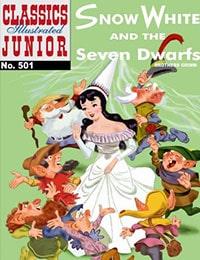 Read Classics Illustrated Junior comic online