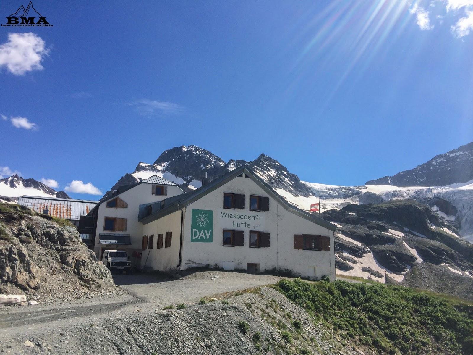 wiesbadene hutte