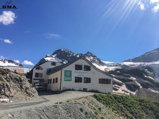 wandern Wiesbadener Hütte Silvretta Paznaun Montafon wanderblog outdoorblogger