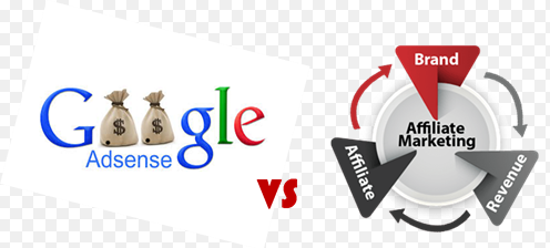 Mana satu lebih menguntungkan Adsense vs Affiliate Marketing