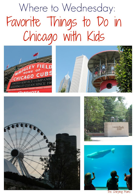 Where To Wednesday: Traveling to Chicago with Kids || The Chirping Moms