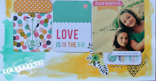 "Layout ""Love is in the Air"""