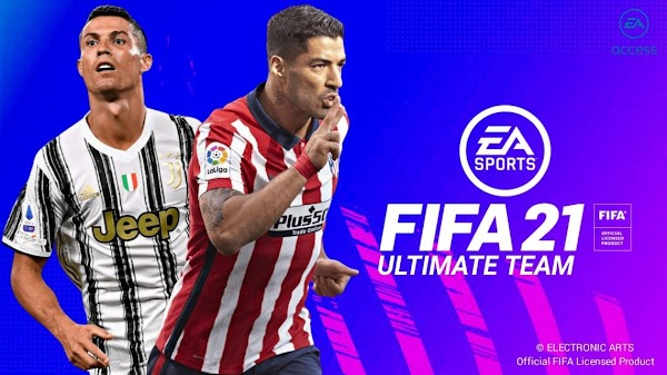 FIFA 21 Deluxe Mobile Android Offline Best Graphics