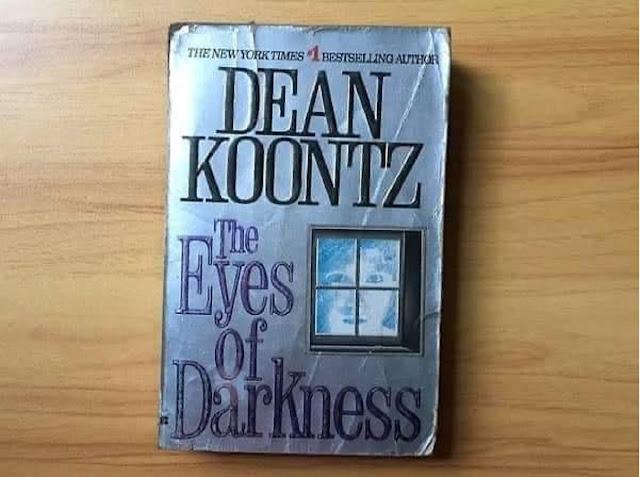 VIRAL Buku The Eyes of Darkness Terbitan 1981 yang Prediksi Virus Corona Jadi Sorotan Dunia