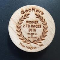 woodie GeoKars TB-race
