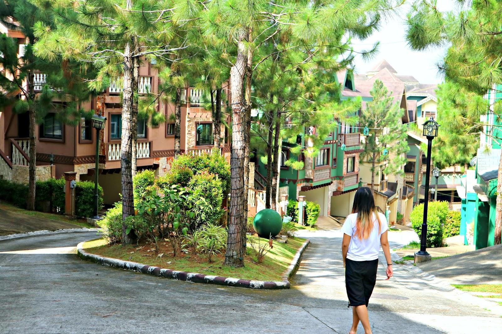 Crosswinds Swiss Luxury Resort neighborhood