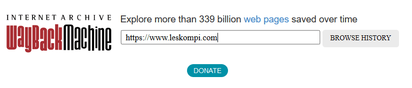 Archive Leskompi