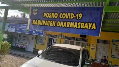 Posko Covid-19 Dharmasraya