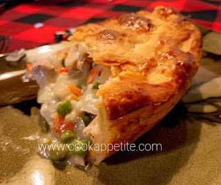 Baked Chicken Pie Recipe