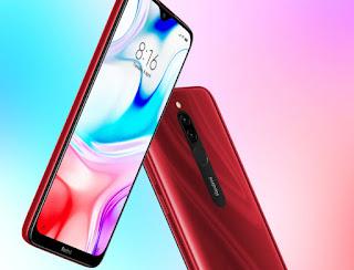 HP Xiaomi dengan bayerai besar