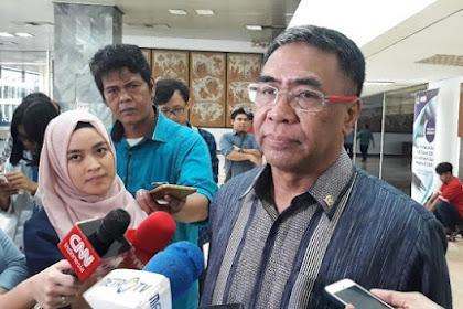 PD Merasa Tak Lagi di Kubu Prabowo, BPN: Sejak Awal Setengah Hati Dukung 02