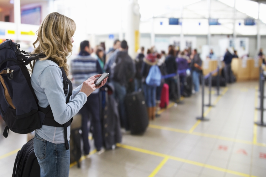 Durante octubre podrían movilizarse entre 259 mil y 277 mil viajeros fuera del país