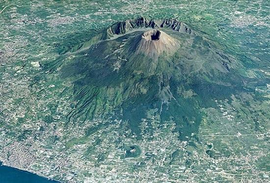 THE VEDIC-HINDU ANTECEDENTS OF MT. VESUVIUS