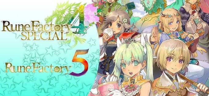 ¡Se pausa la traducción de Rune Factory 4!