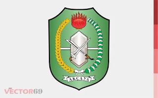 Logo Provinsi Kalimantan Barat (Kalbar) - Download Vector File PDF (Portable Document Format)
