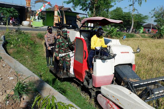 Kodim Karanganyar - Melalui Pembinaan Ketahanan Pangan, Wujud Kepedulian TNI AD Terhadap Perekonomian Bangsa