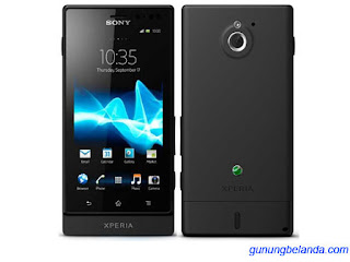 Cara Flash Sony Xperia SOLA MT27i