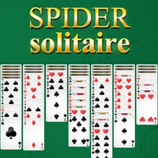 Jugar a Spider Solitaire