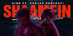 Shaamein Lyrics - King, Harjas