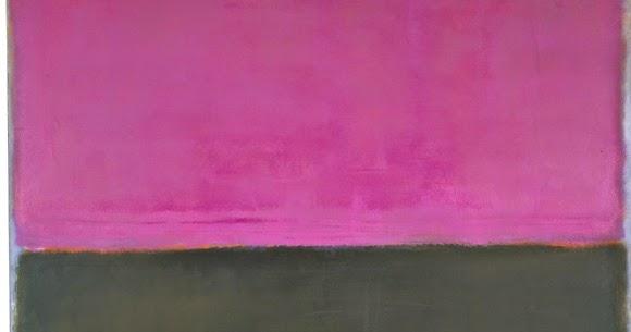 89ec4bb53cf7de Blog Justyny Napiórkowskiej: Naprzeciw wieczności - malarstwo Marka Rothko