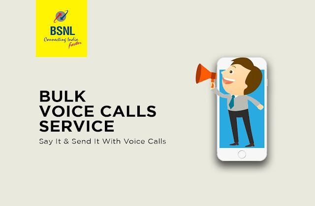 BSNL's Automated Voice Calls (OBD) & Ring Back Tune Service for election campaign; How to avail BSNL Services for Election Campaign?