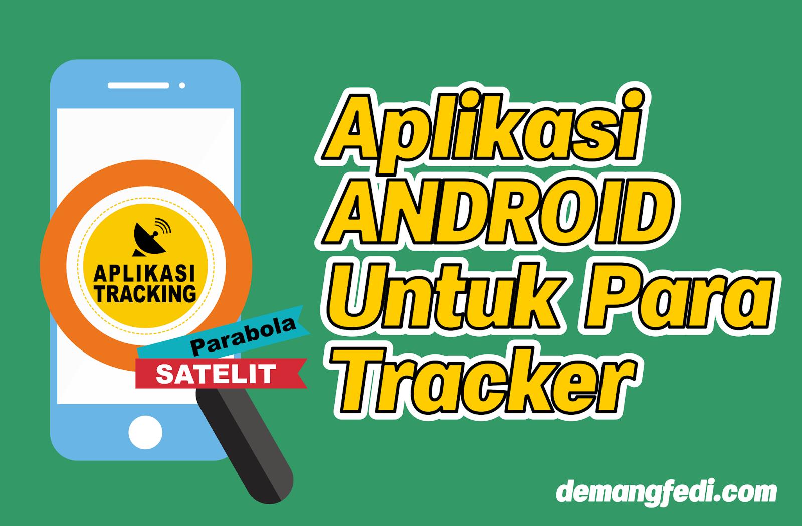 Aplikasi Android Untuk Tracking Parabola
