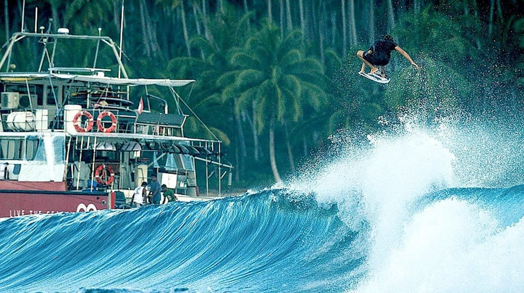Cluster (2015)   Featuring Craig Anderson, Noa Deane, Dane Reynolds   Official Trailer HD