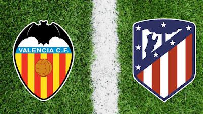 مباراة اتلتيكو مدريد وفالنسيا كورة اكسترا مباشر 24-1-2021 والقنوات الناقلة في الدوري الإسباني