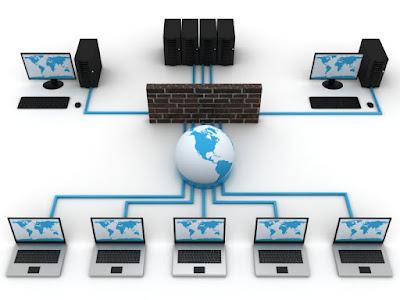 Awal Perkembangan Jaringan komputer Global