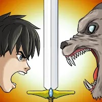 Monster Hunter Clicker : RPG Idle game Mod Apk