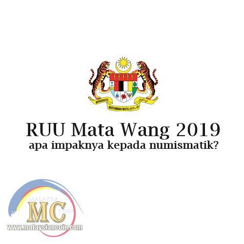 RUU Mata Wang 2019