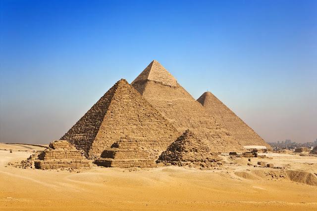 Fakta Mengagumkan Dibalik Keajaiban Piramida Mesir