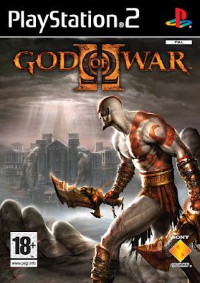 God of War II PS2 GAME ISO